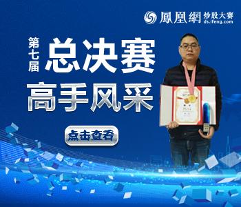 2019盈亚杯·凤凰网炒股大赛高手风采