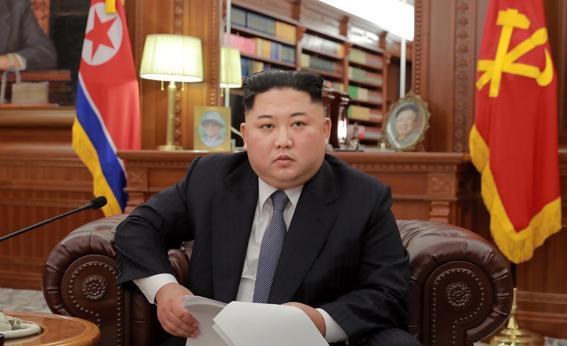 金正恩向习近平致信:相信中国一定会战胜疫情