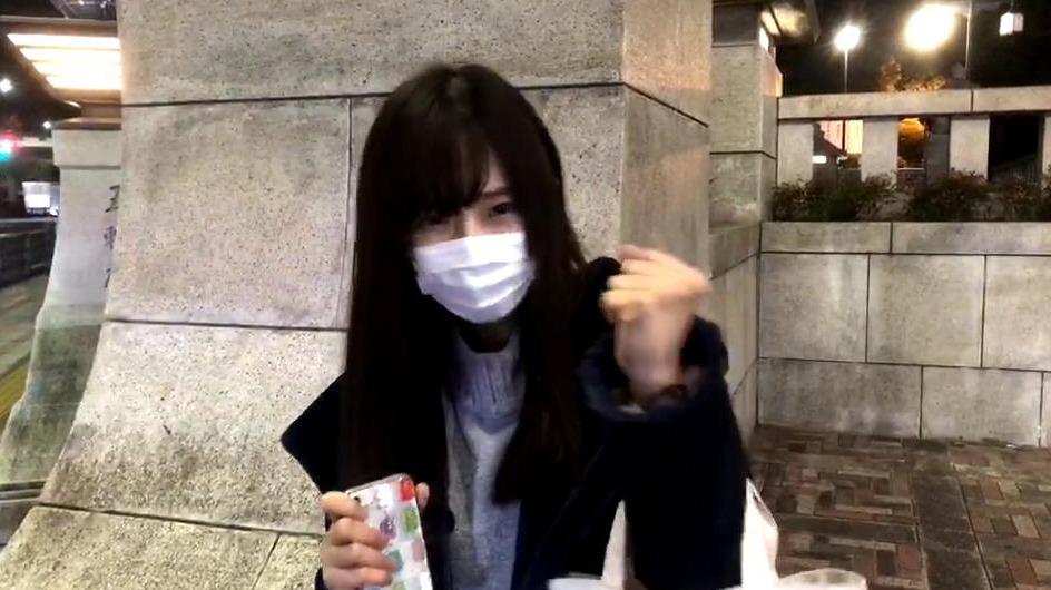 """疫情之下的日本:口罩脱销限购 商店写着""""我们的心与中国同在"""""""