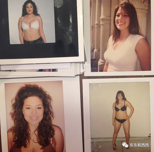"""体重170斤的""""大码""""超模,还敢在家生孩子,这女人哪来的?"""