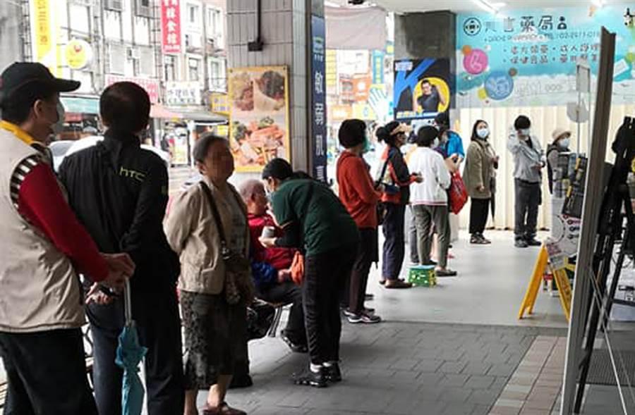 蔡英文今又宣布将捐出1000万只口罩(组图)