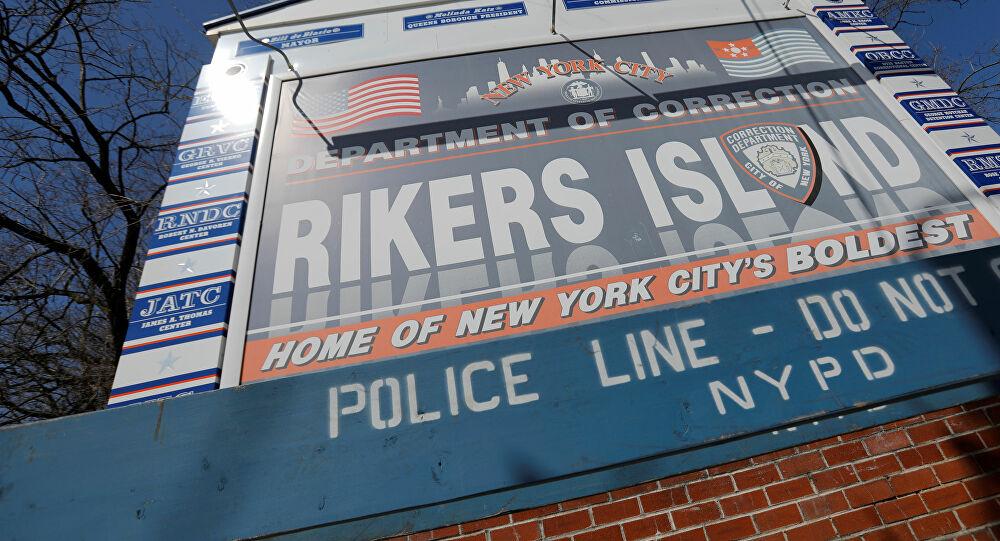 媒体曝纽约以6美元时薪雇囚犯挖墓 埋葬新冠逝者