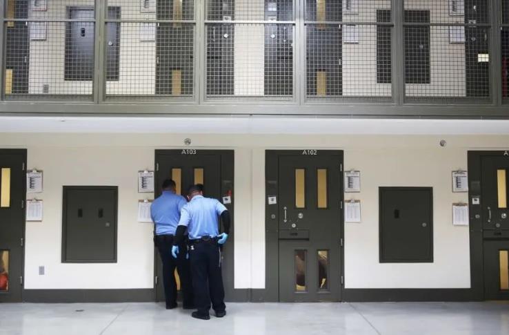 美芝加哥一监狱暴发疫情 203名囚犯检测101人感染