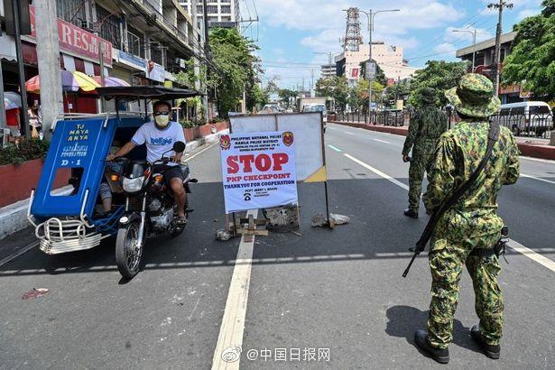拒戴口罩且挥刀威胁 菲律宾63岁男子被击毙(图)