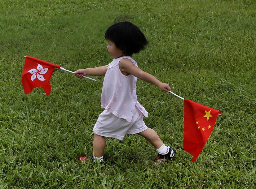 涉港国安立法通过,解放军报:香港是中国的香港