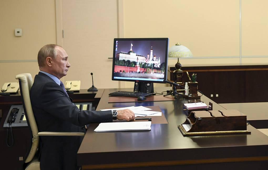 普京批准俄核威慑国家基本政策:迫不得已时使用