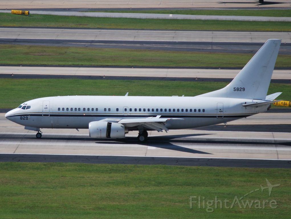 C-40A运输机