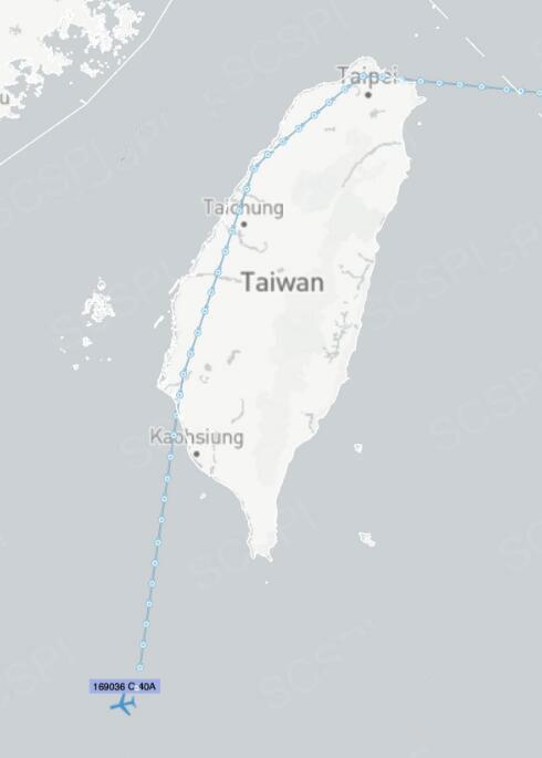 王云飞:美军机越台而过制造紧张局势 解放军苏-30巡航回应