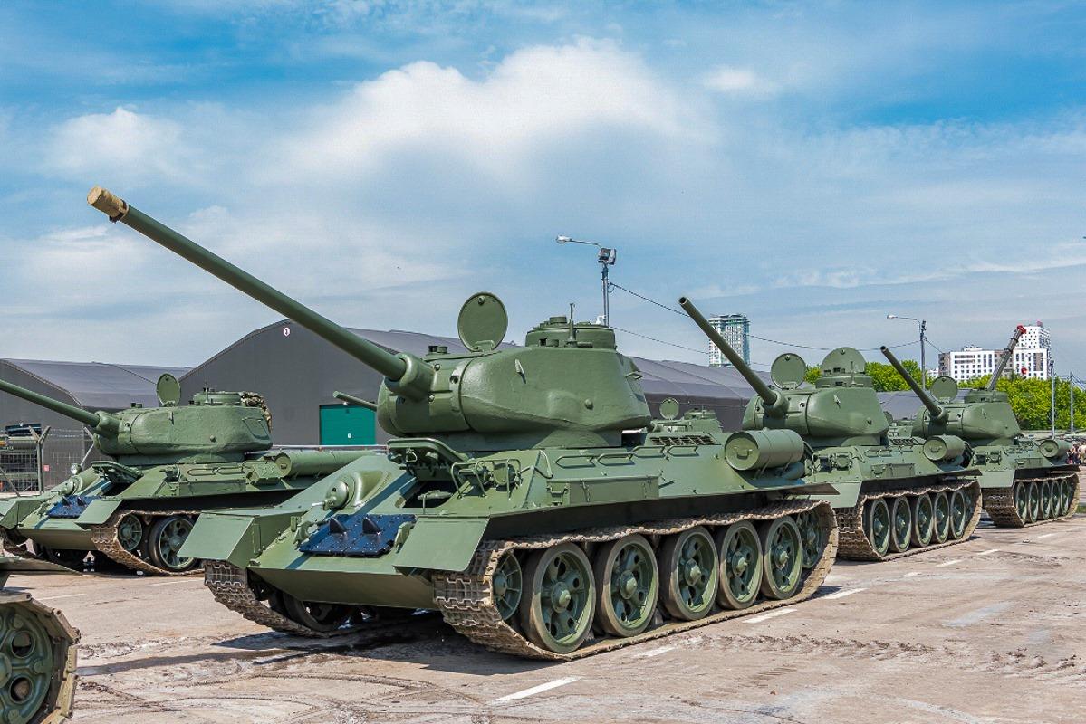 亮點都在這!一文看懂俄羅斯勝利日閱兵新裝備