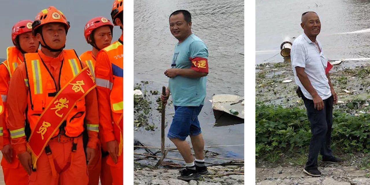 【谷歌排名】_江西祖孙三人互相瞒着参与抗洪,家人刷新闻才知都在一线