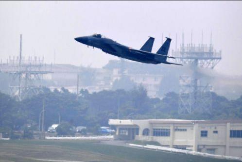 【51renrenmai.com】_美军F-15战机高空掉零件 日本官员大怒:立即停止训练