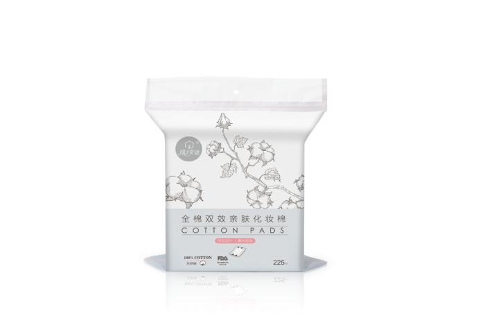 绵之花语化妆棉:柔软亲肤,品质