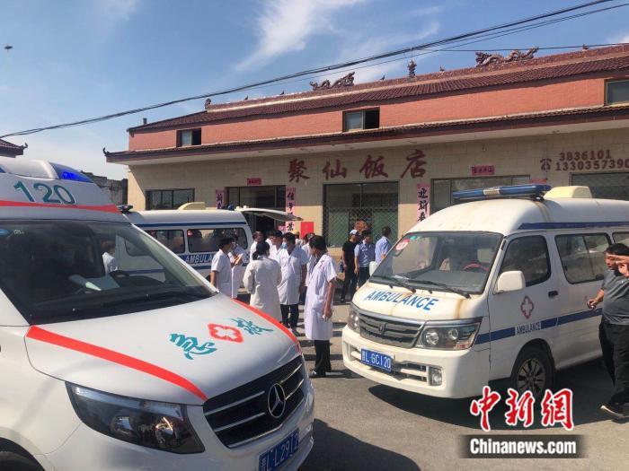 山西临汾一饭店坍塌已致5人死亡