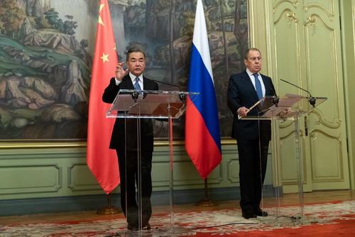 【删除百度快照】_王毅:中俄要在四个方面加强合作