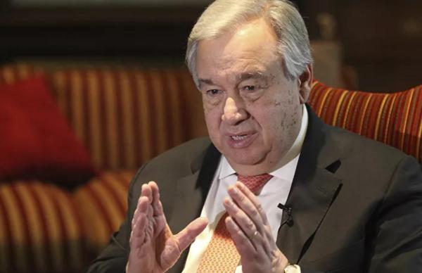 联合国秘书长呼吁延长新《削减战略武器条约》 美国作梗