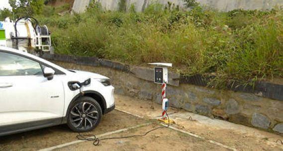 威海小区无法安装充电桩 明确责任单位避免推诿扯皮