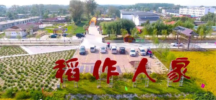 """""""庆丰收 奔小康""""盘锦稻作人家农民丰收节:多彩民俗活动邀客来"""