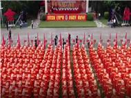 广东首届森林消防业务技能大比武开赛
