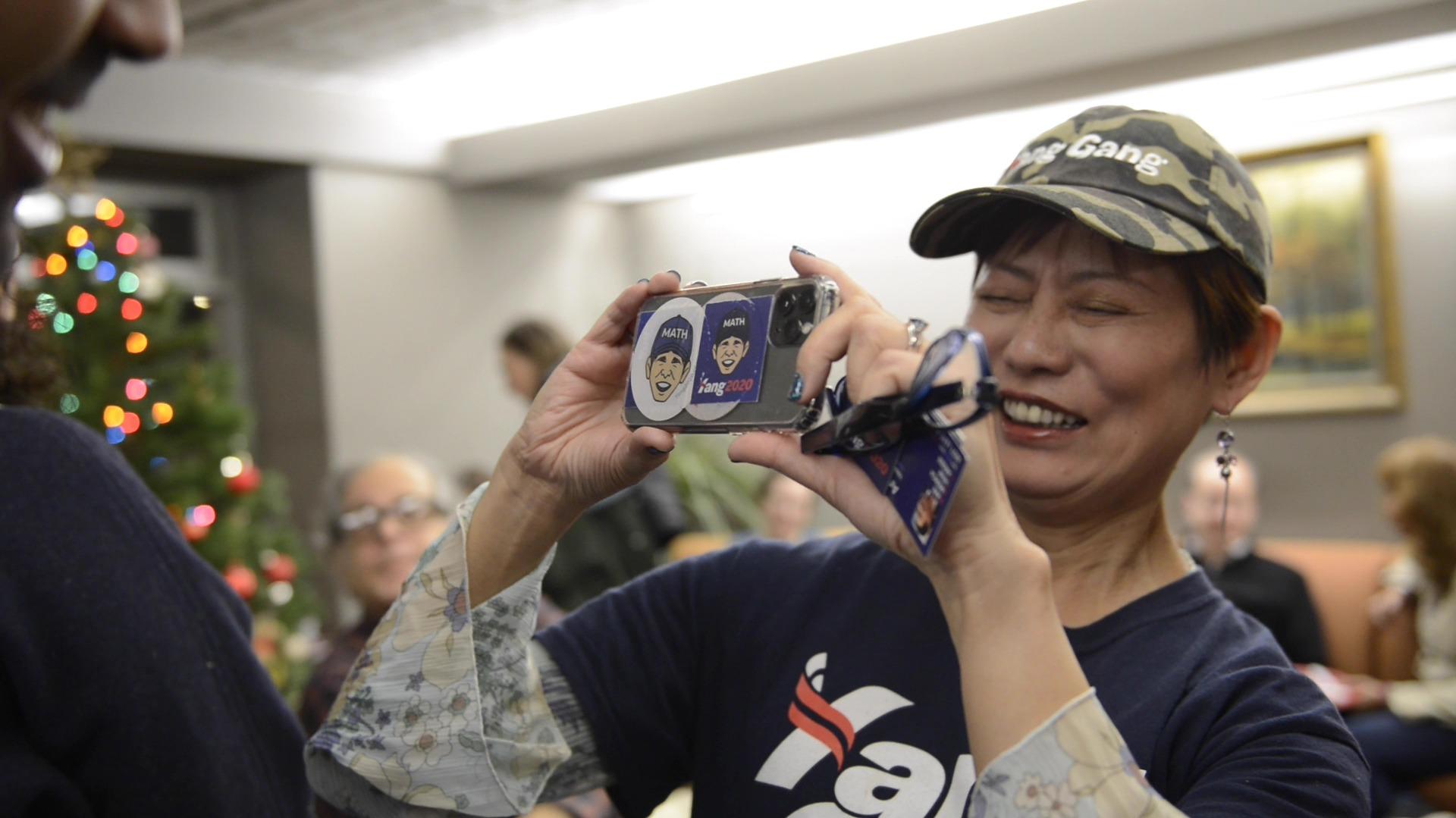 华裔投票拜登:若特朗普连任,就搬去其他国家