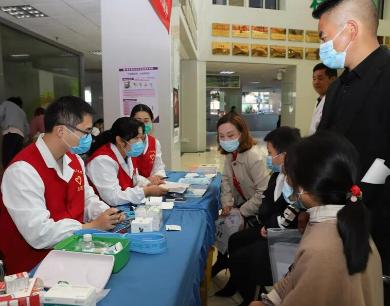 江西省儿童医院为糖尿病患儿开展义诊活动