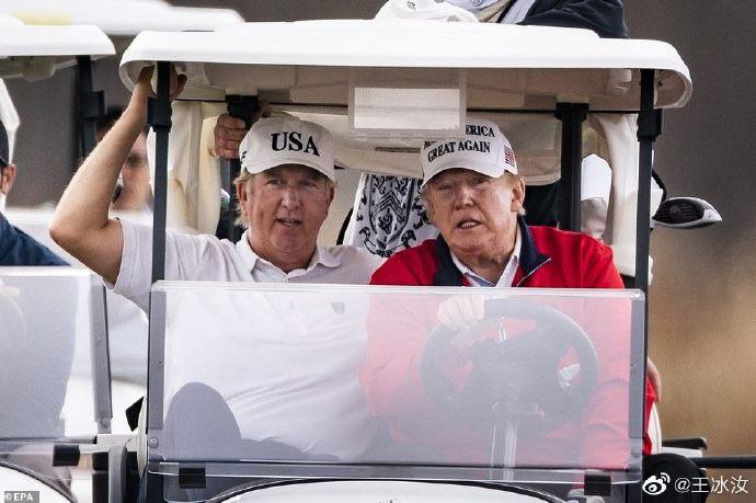 特朗普G20峰会期间又离开去打高尔夫了