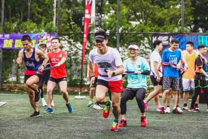 2020广州马拉松赛能量开跑 赢战广马 就喝战马
