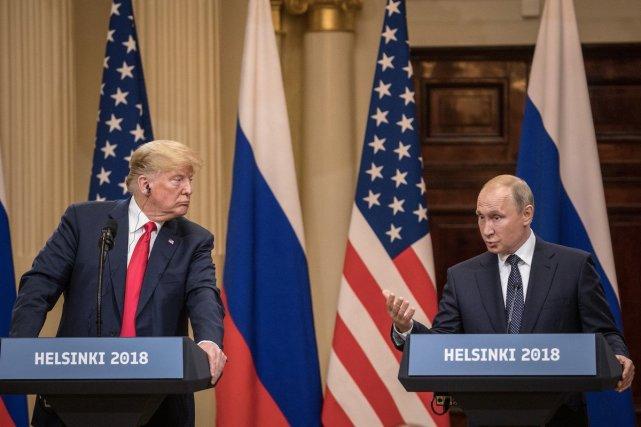 """俄罗斯又躺枪!佩洛西:特朗普完全是普京的""""工具"""",不应继续执政"""