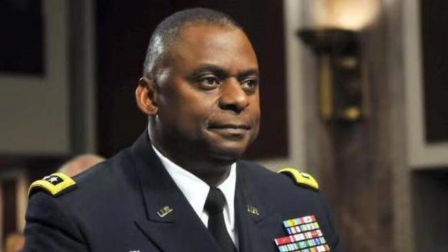 首位非裔防长:美参议院提前确认奥斯汀提名