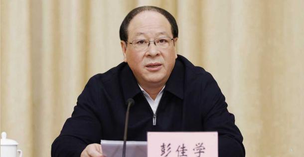 彭佳学:与宁波人民一起干事创业,深感荣幸,责任重大!