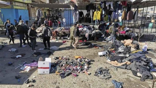 巴格达爆炸事件已致32死110伤 尚无组织宣称负责