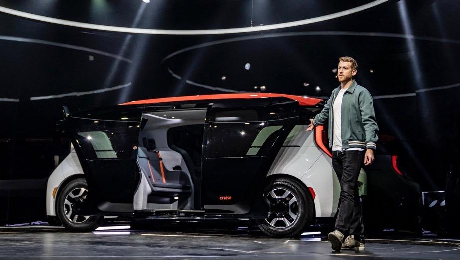Kyle Vogt介绍自动驾驶量产车型Origin