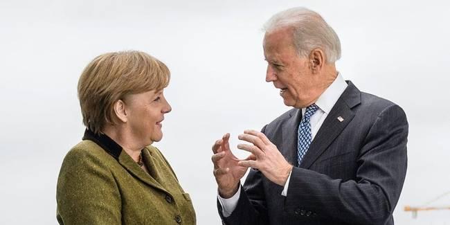 """拜登政府受到默克尔""""警告""""背后 是国际社会的两个疑虑"""