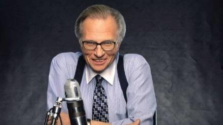 美国传奇主持人拉里·金去世,享年87岁