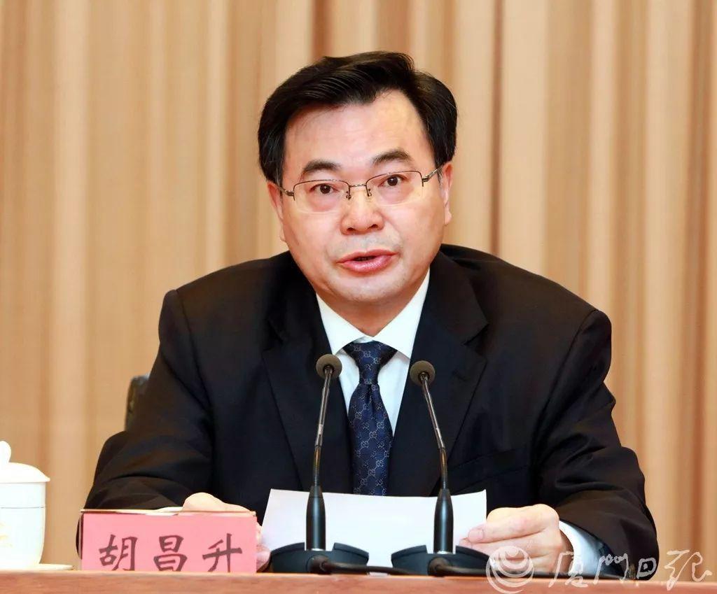 胡昌升任黑龍江省政府副省長、代理省長