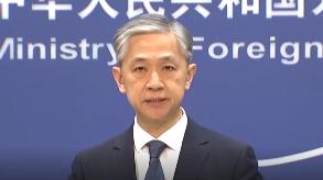 """美国议员学者呼吁结束""""中国行动计划"""" 中方回应"""