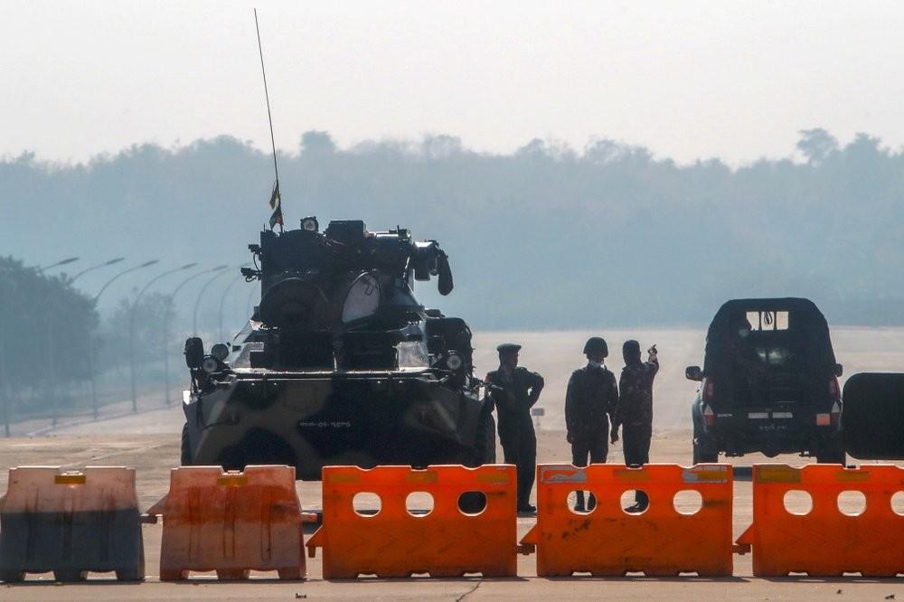 美國務院官員:美方將審查對緬援助 或制裁部分緬甸官員