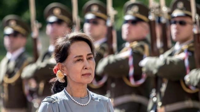 緬甸軍方已釋放部分被扣押政府官員,不包括昂山素季