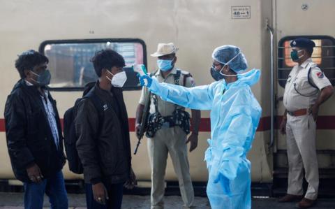 外媒:印度超3億人或已感染過新冠病毒