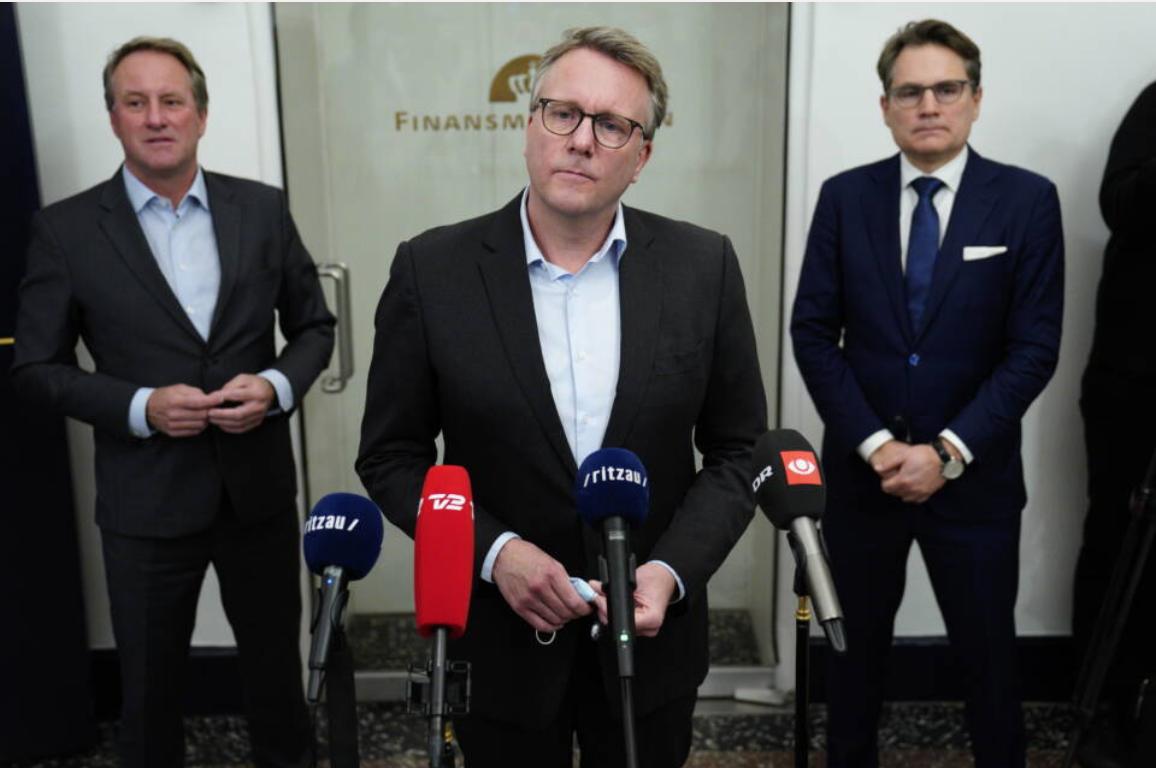 """丹麥將開發""""數字新冠疫苗護照""""未來可用于商務旅行"""