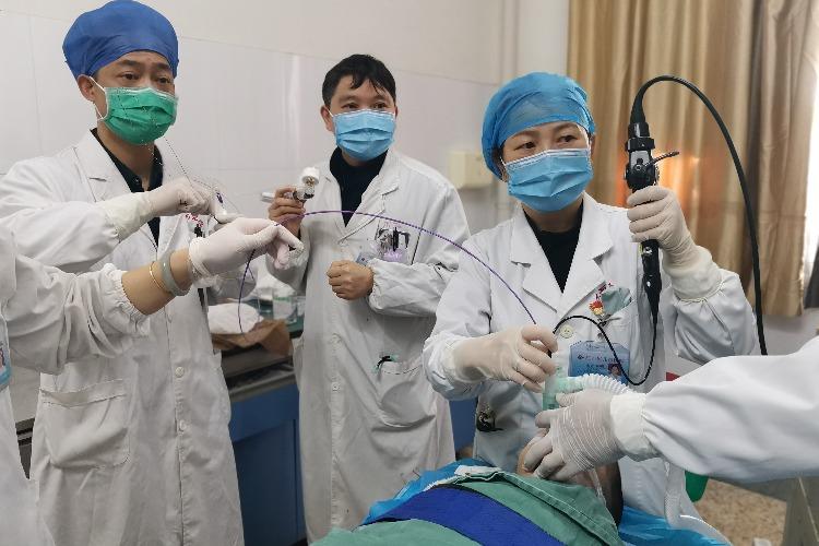这项技术应用为气道狭窄患儿带来福音