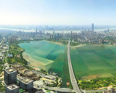 武汉同步实施119项水环境治理工程