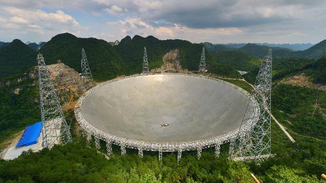 观天巨眼FAST:让中国射电天文领先世界二十年