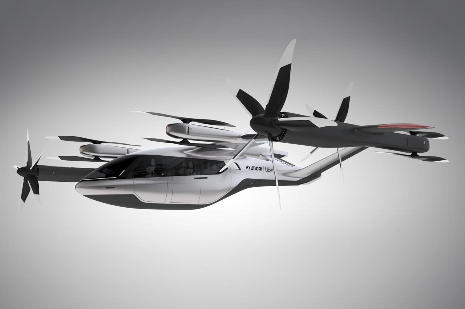 """丰田继续努力实现""""飞行汽车""""梦想 已经在试验电动垂直起降等技术"""