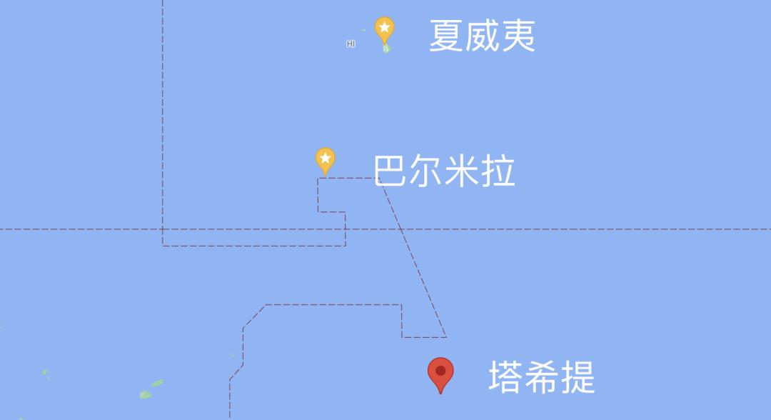 那真是多飞了不少冤枉路 | 谷歌地图