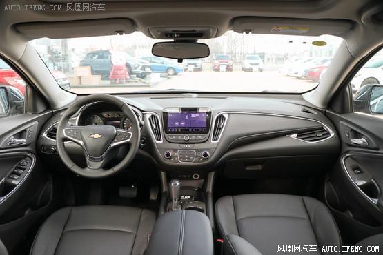 2019款 雪佛兰迈锐宝XL 535T CVT 锐动版