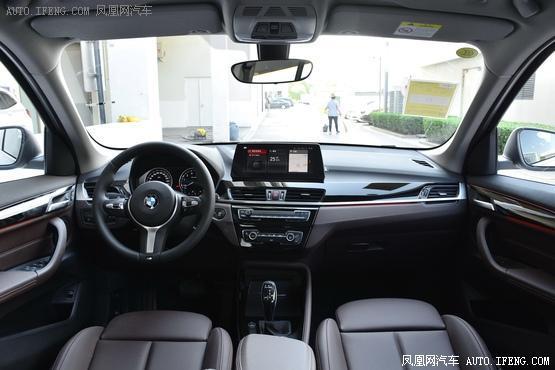 2020款 宝马X1 sDrive20Li 尊享型