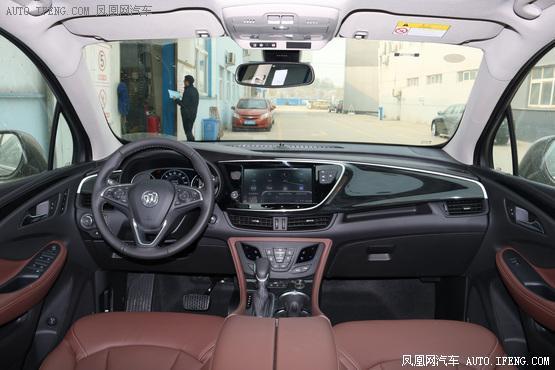 2019款 别克昂科威 28T 四驱豪华型