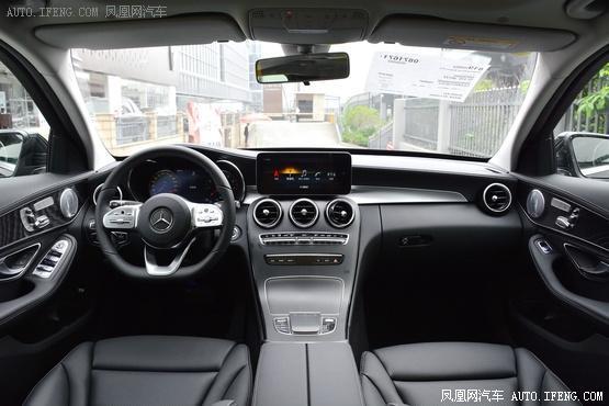 2020款 奔驰C级 改款 C 260 L 运动版 4MATIC