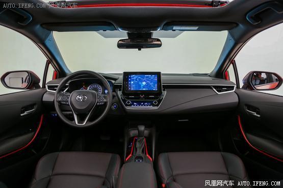2021款 丰田雷凌 185T CVT尊享版
