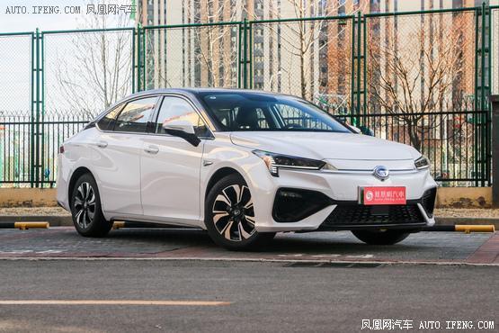 2019款 广汽新能源 Aion S 魅Evo 530